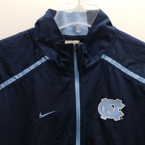 NIKE NORTH CAROLINA TAR HEELS JACKET
